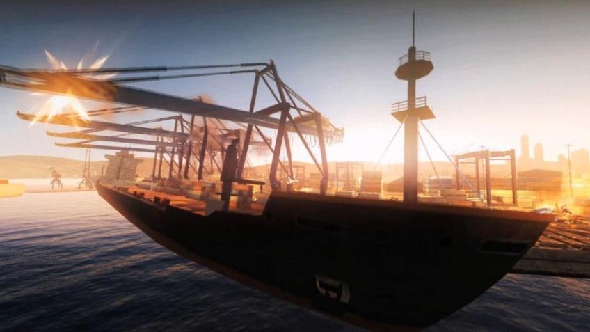 Split/Second - The Shipyard Trailer