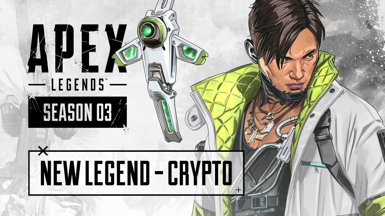 Apex Legends. Трейлер Крипто