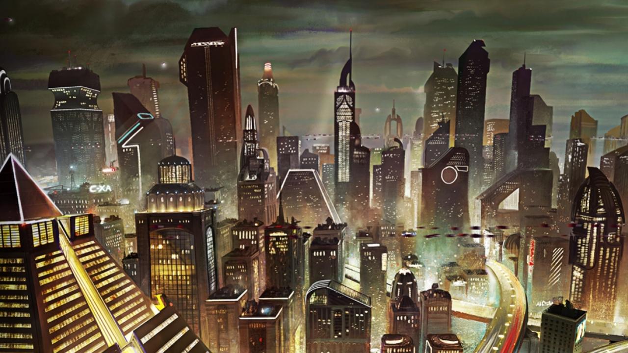 Shadowrun Returns - Начало игры