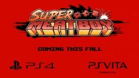 Super Meat Boy - PS4/Vita Announce