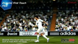 Pro Evolution Soccer 2013 - PES FullControl Gameplay