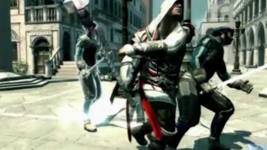 Assassin's Creed 2 - TGS 2009 Trailer (русская версия)