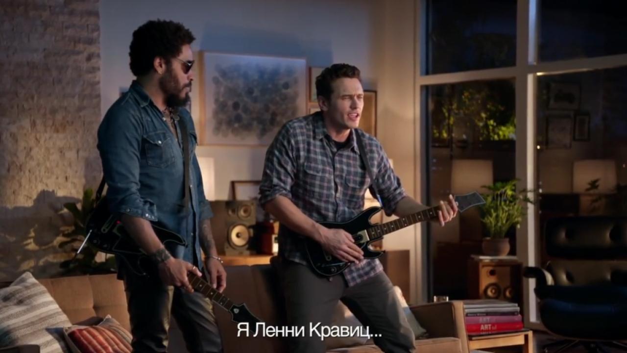 Guitar Hero Live - Я Ленни Кравиц