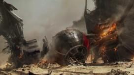 Фильм «Звездные Войны: Пробуждение Силы» - Comic-Con Трейлер