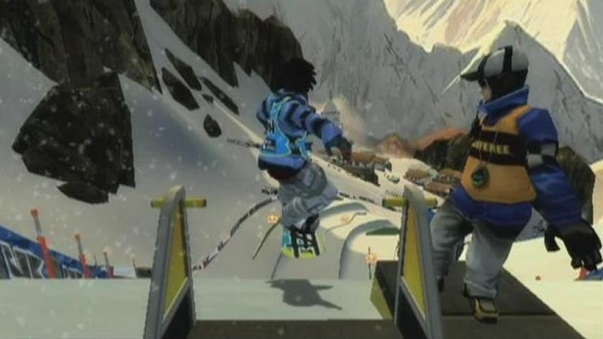 Shaun White Snowboarding: World Stage - Racing Trailer