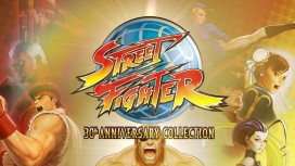 Street Fighter 30th Anniversary Collection. Анонсирующий трейлер