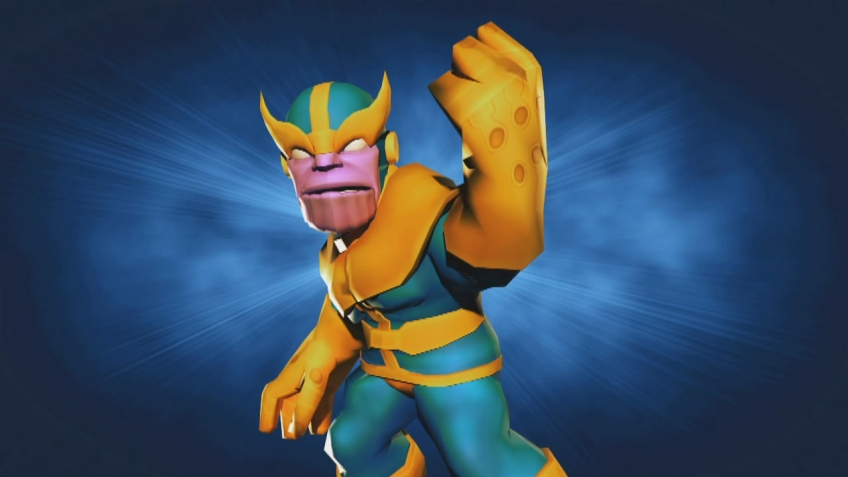Marvel Super Hero Squad: The Infinity Gauntlet - 3DS Trailer