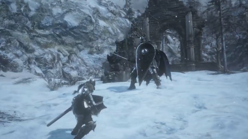 Dark Souls3 - Ashes of Ariandel Trailer