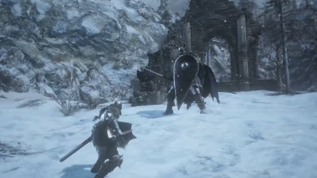 Dark Souls 3 - Ashes of Ariandel Trailer
