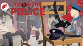 Первый взгляд на This is the Police. Продажные копы - Стрим «Игромании»