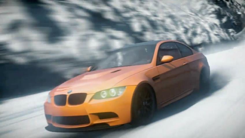 Need for Speed: The Run - Трейлер с gamescom 2011 (с русскими субтитрами)