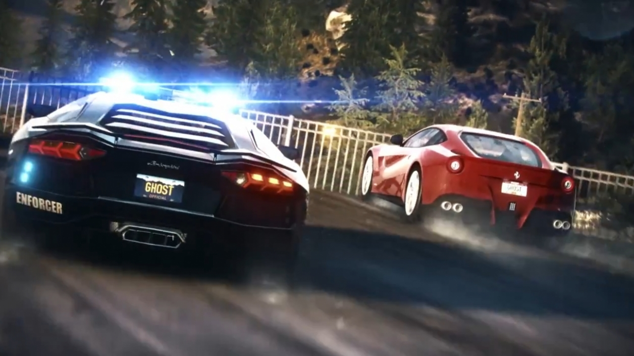 Need for Speed: Rivals - Трейлер к запуску игры