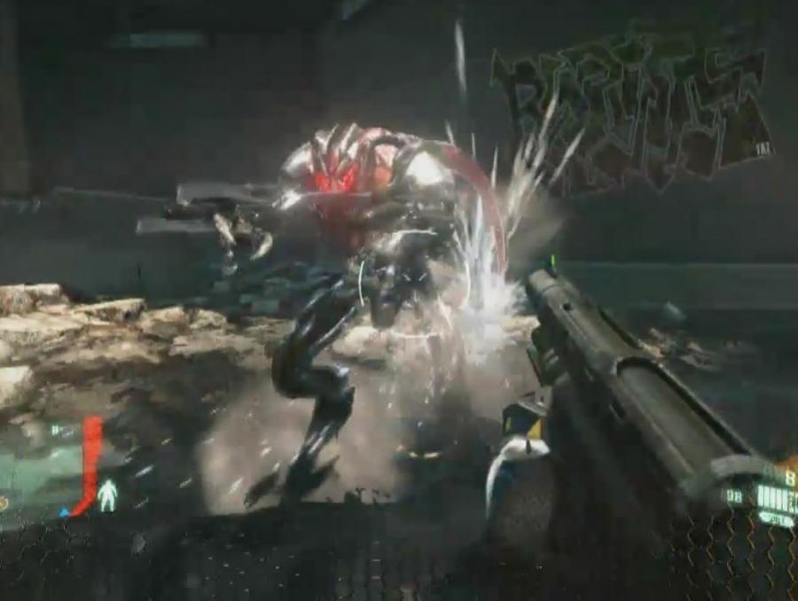 Crysis2 - Геймплейные кадры4