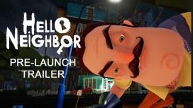 Hello Neighbor. Тизер к запуску игры