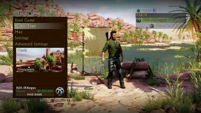 Uncharted 3: Drake's Deception - Patch Notes Video