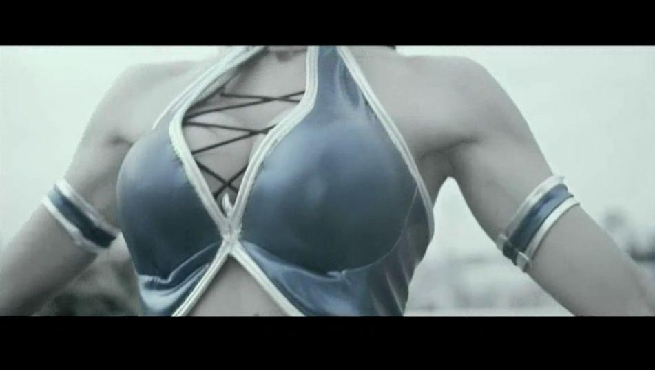 Mortal Kombat - PS Vita Kitana Live Action Full Trailer