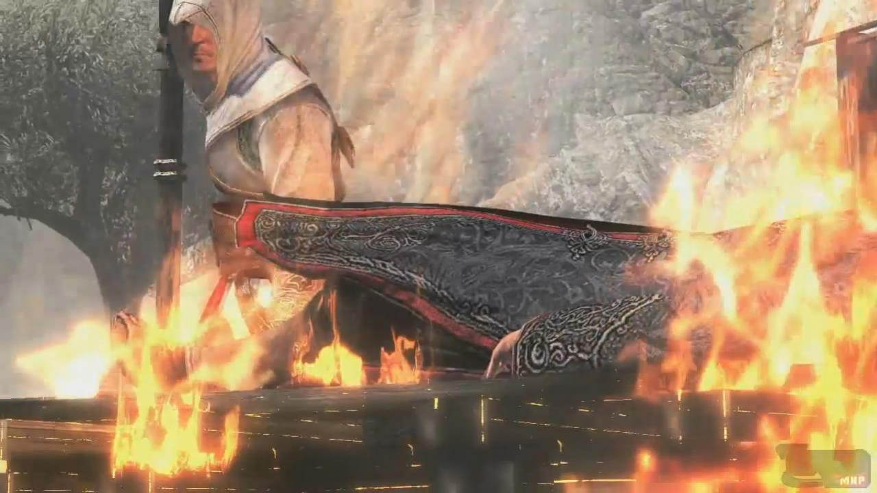 Assassin's Creed: Revelations - Two Assassins, One Destiny Trailer (с русскими субтитрами)