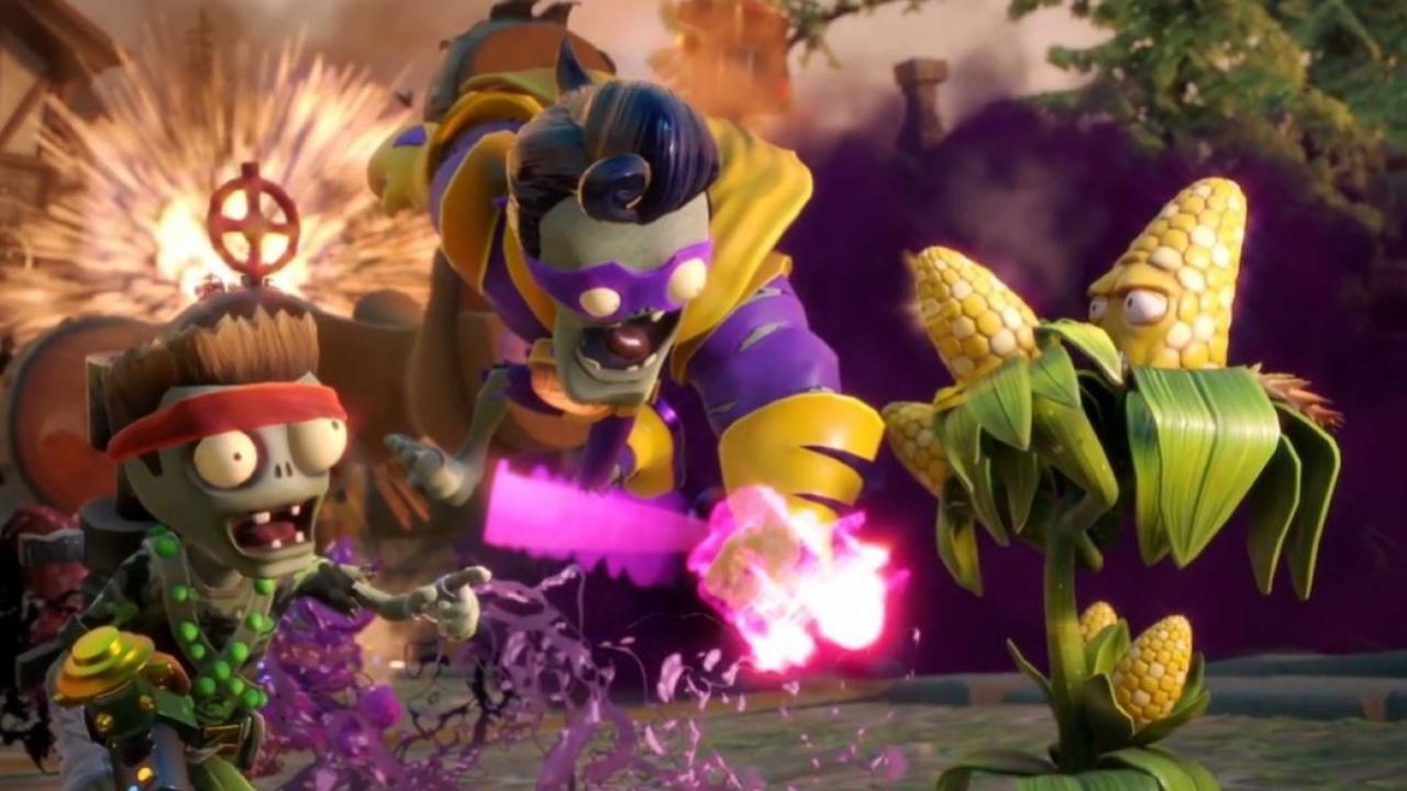 Plants vs Zombies: Garden Warfare2 - Трейлер к выходу игры
