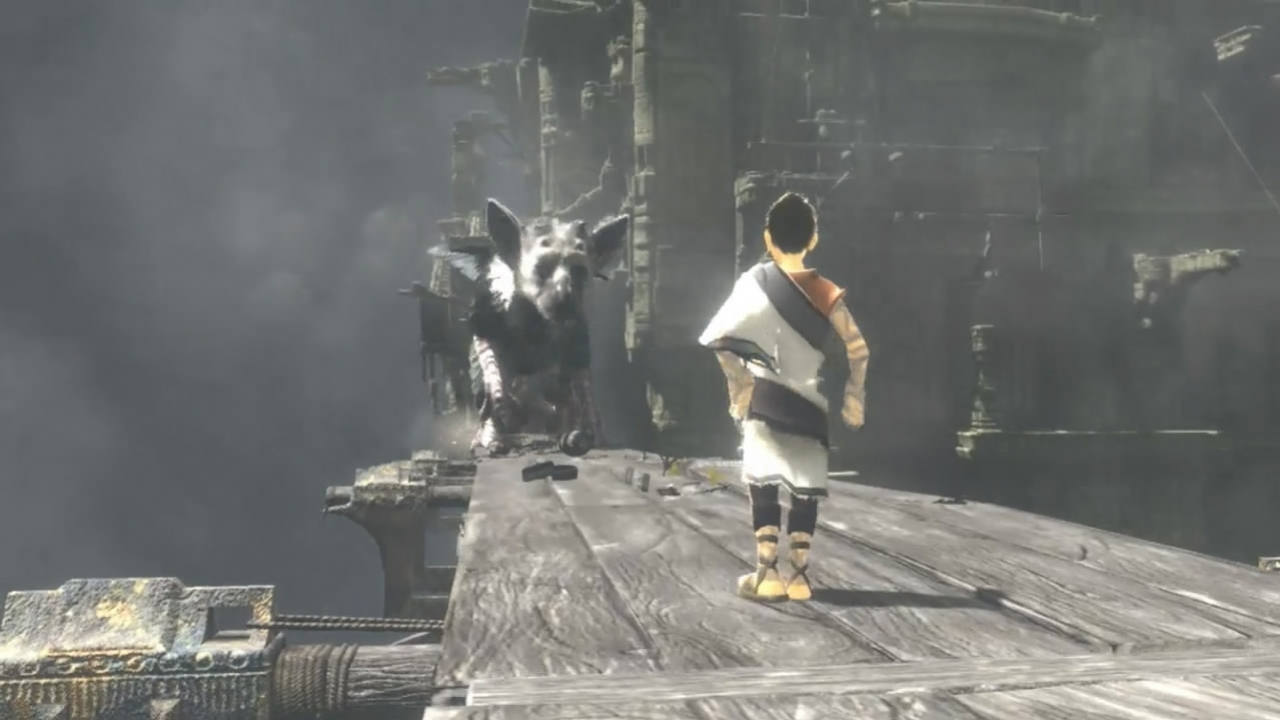 The Last Guardian - TGS 2010 Trailer