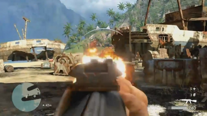 Far Cry3 - Gameplay Trailer