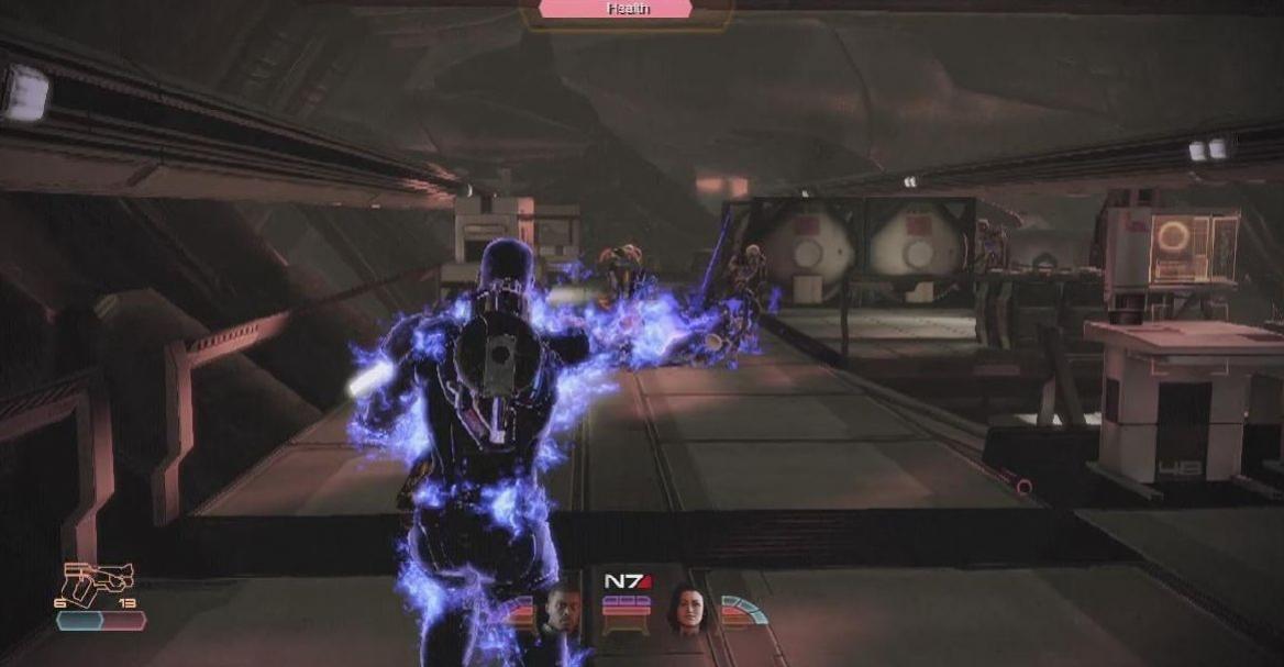 Mass Effect2 - Adept Trailer