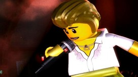 LEGO Rock Band - Final Countdown Trailer