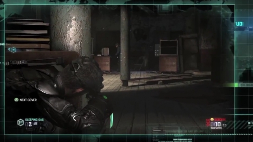 Tom Clancy's Splinter Cell: Blacklist - Commented Walkthrough Video