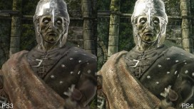 Dark Souls 2 - PS4 vs PS3 Comparison