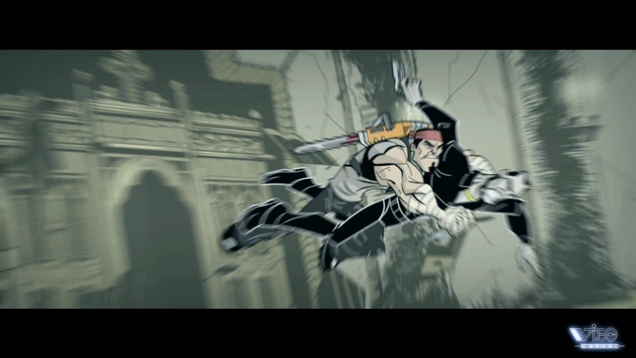 Shank - E3 2010 Trailer