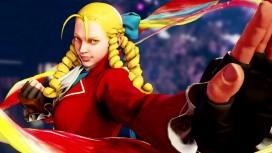 Street Fighter V - Karin Reveal Trailer