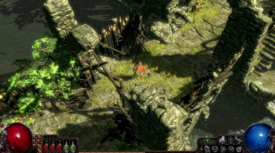 Path of Exile - Build of the Week2 Trailer