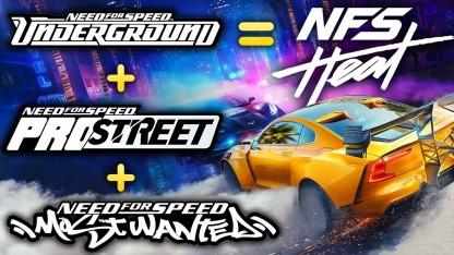 Предварительный обзор Need for Speed: Heat. Потенциальный провал или Маст-хэв?