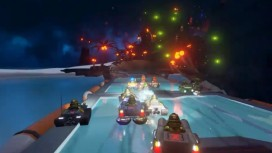 Space Dust Racers - GDC 2015 Trailer