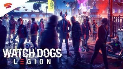 Watch Dogs: Legion. Трейлер с gamescom 2019