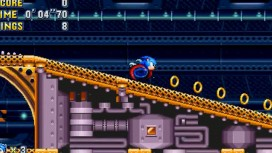 Sonic Mania - Flying Battery Zone Reveal Trailer