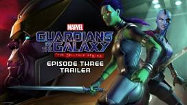 Marvel's Guardians of the Galaxy. Трейлер третьего эпизода