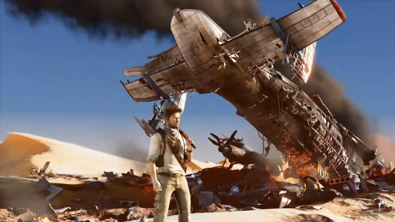 Uncharted 3: Drake's Deception - Announcement Trailer
