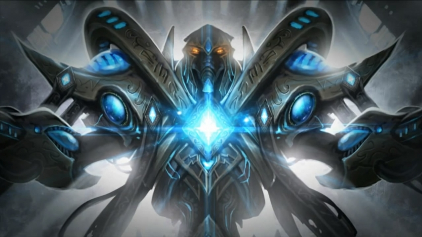 StarСraft 2: Wings of Liberty - Protoss Overview Trailer