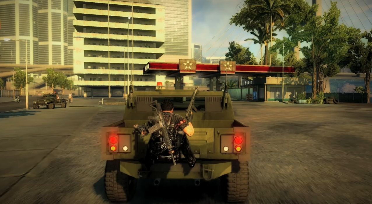 Just Cause2 - Launch Trailer