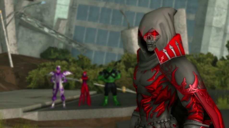 City of Heroes - Freedom Launch Trailer