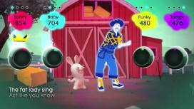 Just Dance 2 - Rabbids Trailer 2