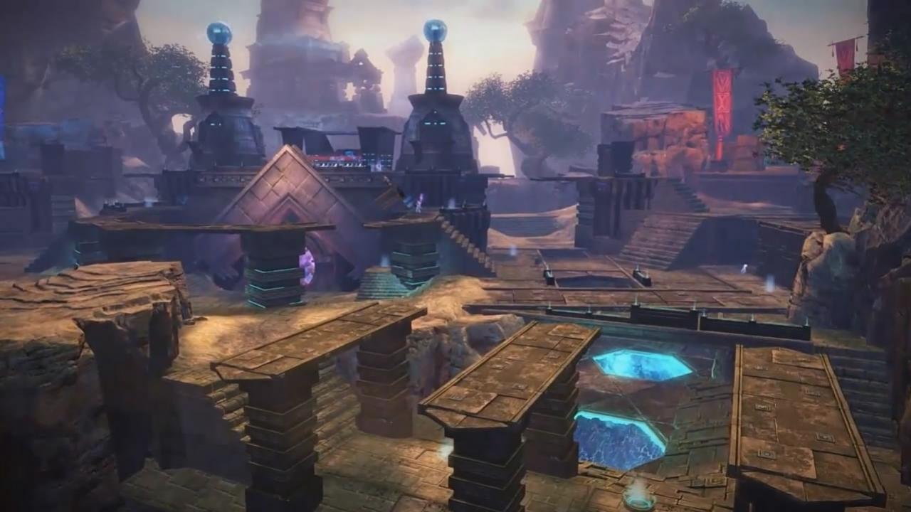 Guild Wars2 - New PvP Map Skyhammer