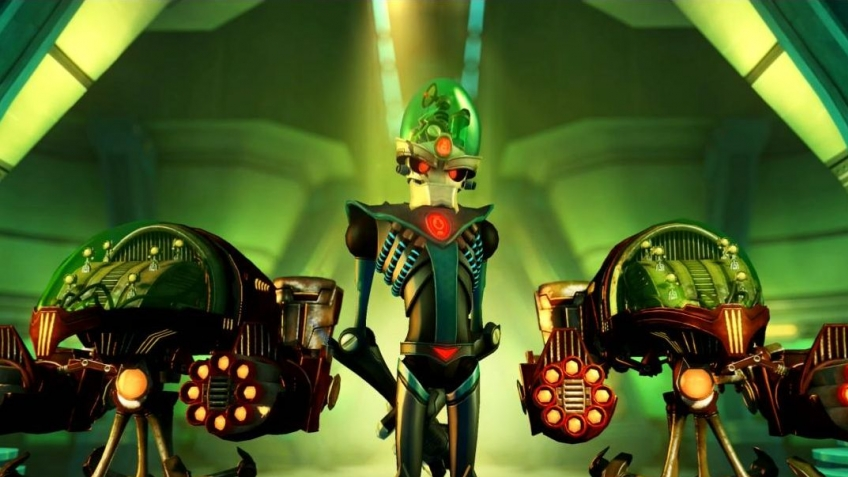 Ratchet and Clank: A Crack In Time - Nefarious Trailer