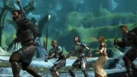 Dragon Age: Начало - Creatures Animation Trailer