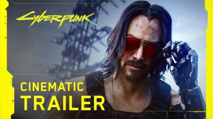 Cyberpunk 2077. Трейлер с E3 2019