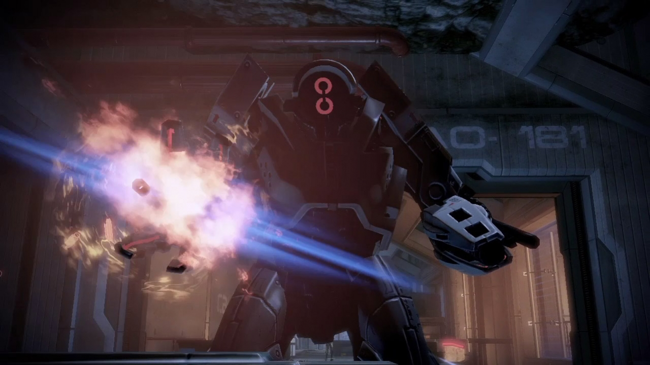 Mass Effect 2 - PS3 gamescom 2010 Trailer