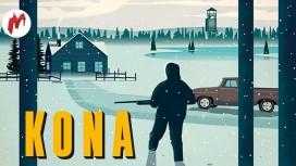 KONA - Зимнее расследование. Запись стрима «Игромании»