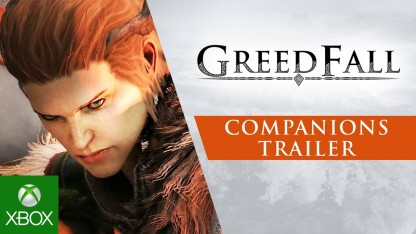 GreedFall. Трейлер с  gamescom 2019