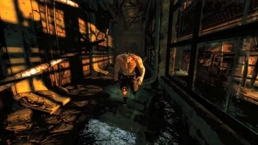 Splatterhouse - E3 2010 Gameplay Trailer 2