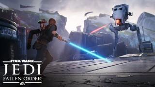 Star Wars Jedi: Fallen Order. Трейлер с E3 2019